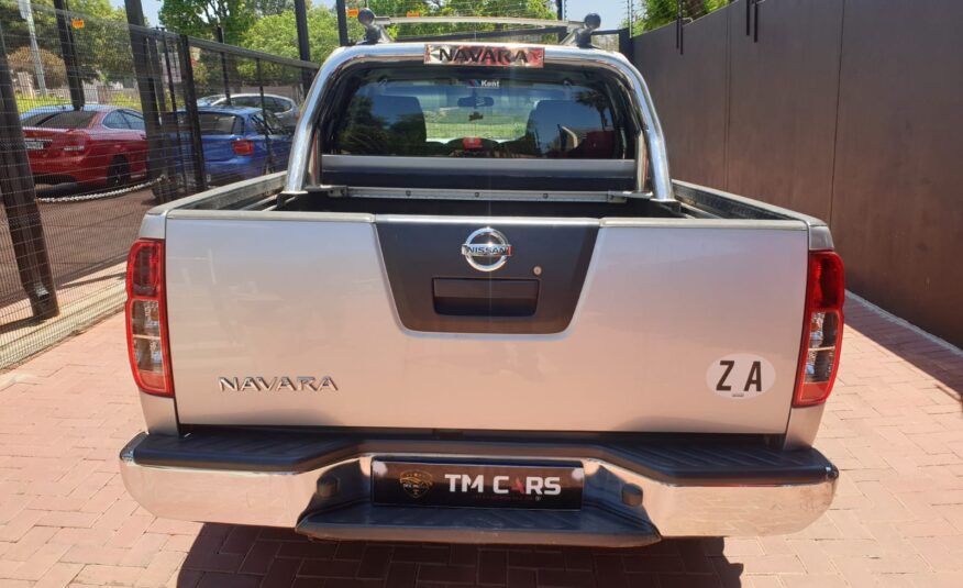 2011 Nissan Navara 2.5 dCi Double-Cab