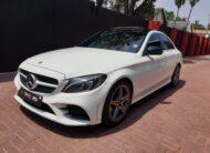 2018 Mercedes-Benz C-Class C 220D Auto