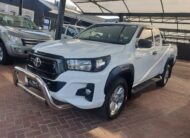 2019 Toyota Hilux 2.4 GD-6 Raised Body SRX Extended Cab